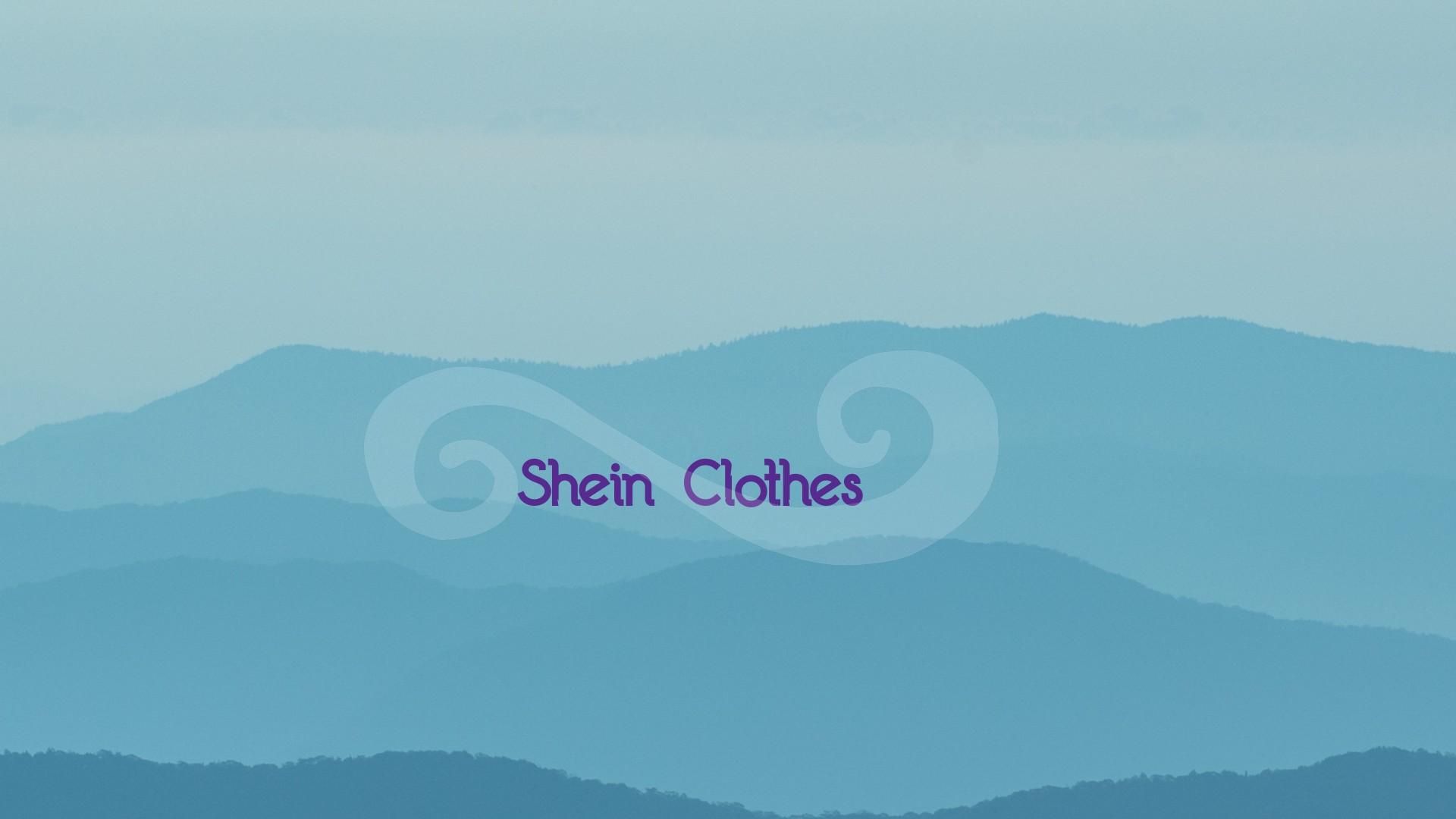 What is Shein? Cheap, Good Clothes